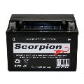 YTZ14S Scorpion 12v 230 CCA AGM Scooter & Motorcycle Battery
