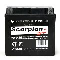 YT5L-BS Scorpion 12v 90 CCA AGM ATV & Motorcycle Battery