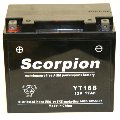 YT16B Scorpion 12v 270 CCA AGM Power Sport & Motorcycle Battery