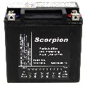 hYTX14HL Scorpion 12v 260 CCA Harley HVT-3 AGM Motorcycle Battery
