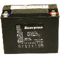 hYTX24HL Scorpion 12v 360 CCA Harley HVT-6 AGM Motorcycle Battery